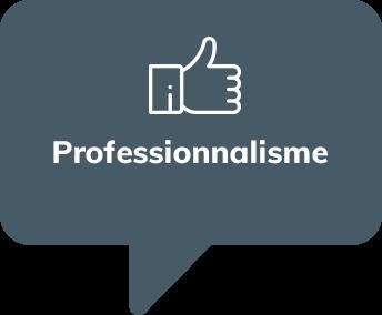 Les atouts TanitForma7 - Professionnalisme